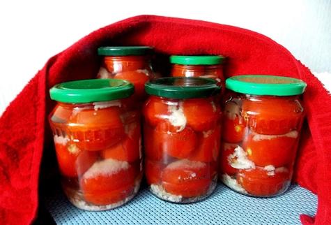 внешний вид помидор по-болгарски