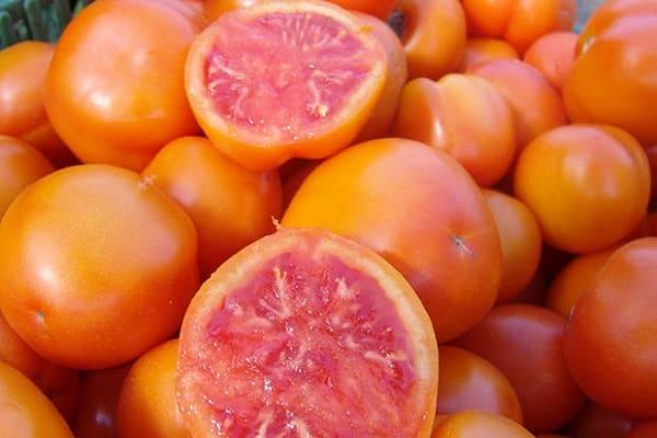 томата грейпфрут