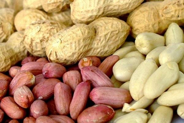 состав орехов