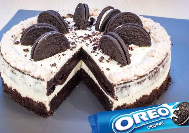 Торт «Oрeo»
