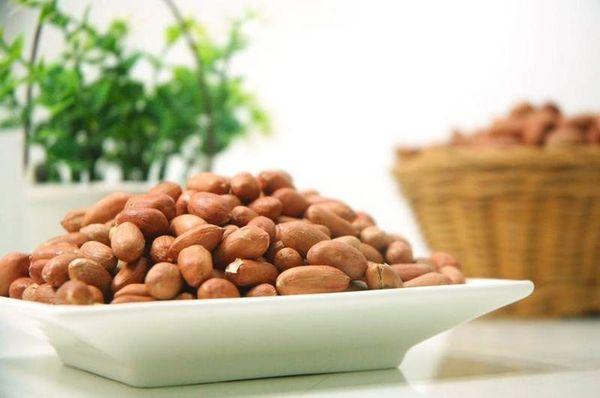 жаренные орехи