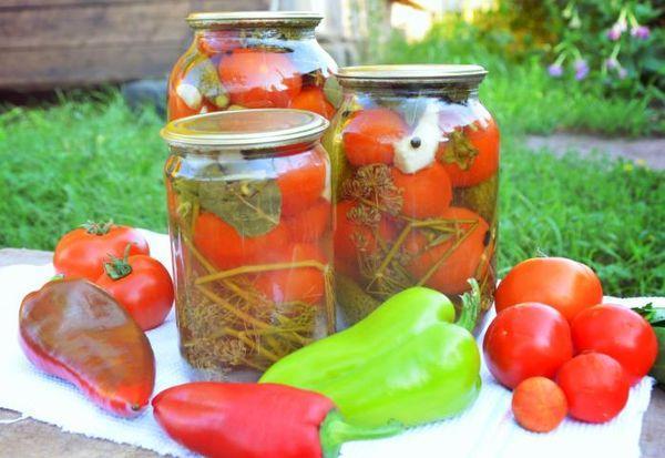 засол овощей