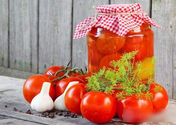 консервирование томатов