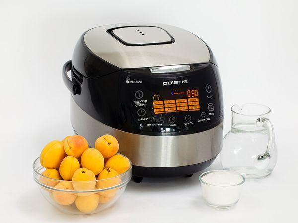 мультиварка и абрикосы
