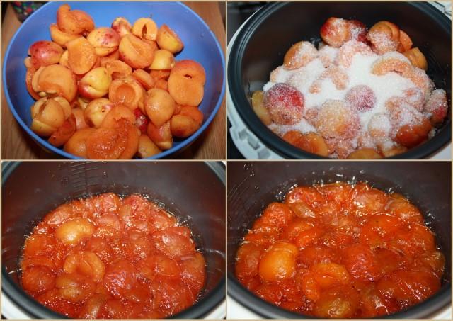 ягоды в мультиварке
