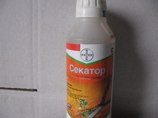 секатор турбо гербицид