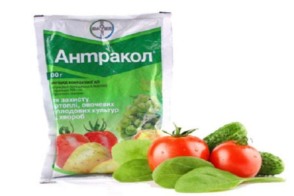 препарат для овощей