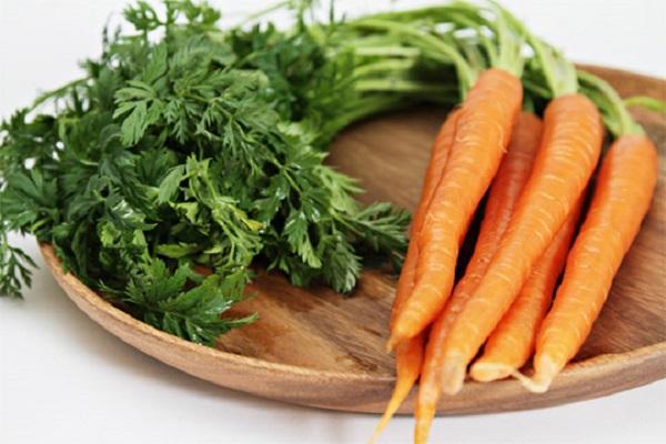 морковка на доске