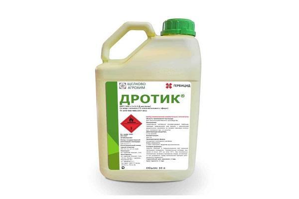гербицид Дротик