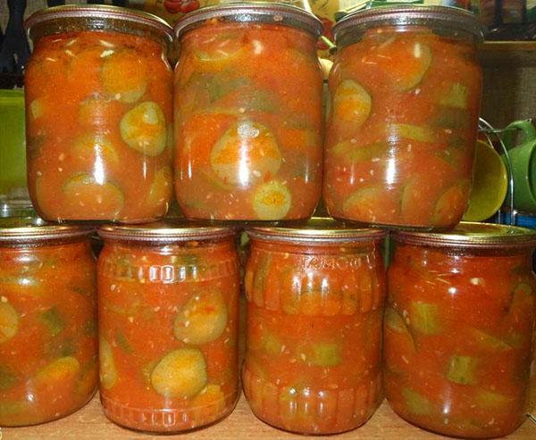 Огурцы в заливке на зиму рецепты