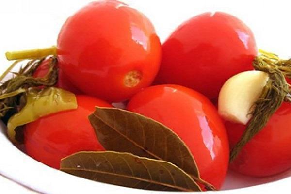 засолились помидоры