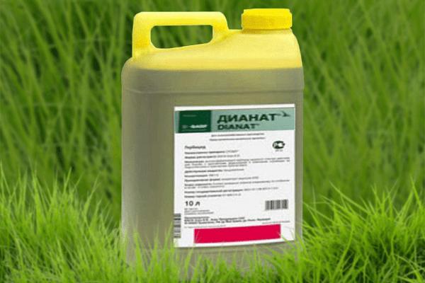 гербицида Дианат