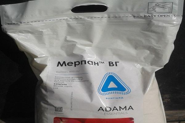 мешок препарата