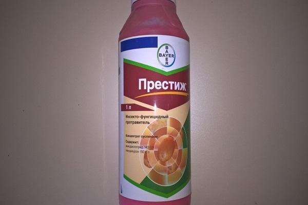 бутылка препарата