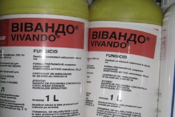 препарат Вивандо