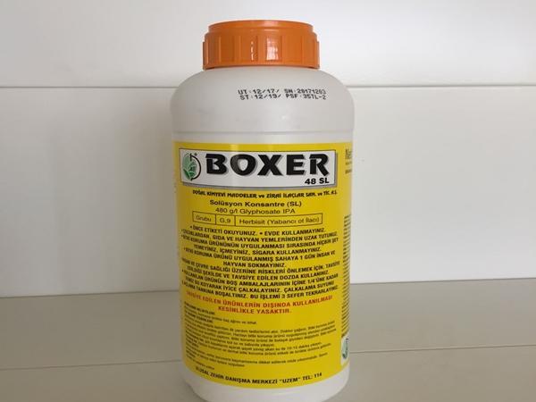 боксер гербицид