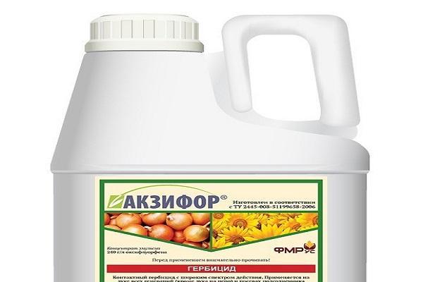 гербицид Акзифор