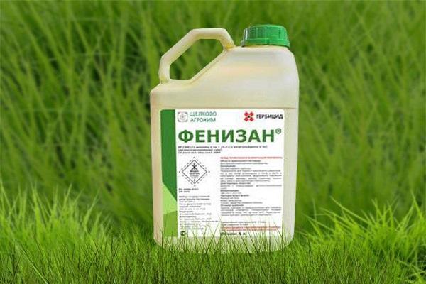 упаковка гербицида
