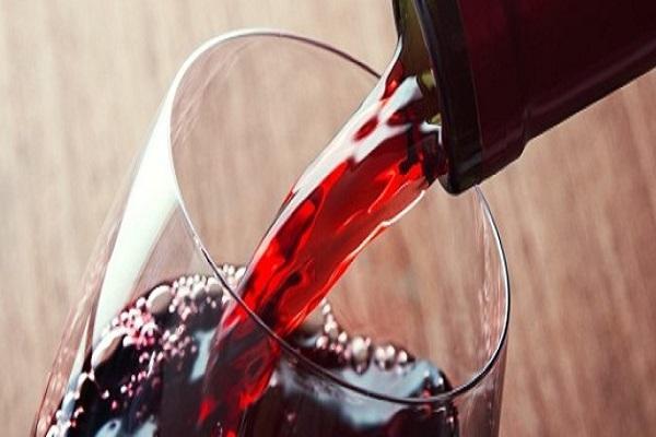 разлив вина