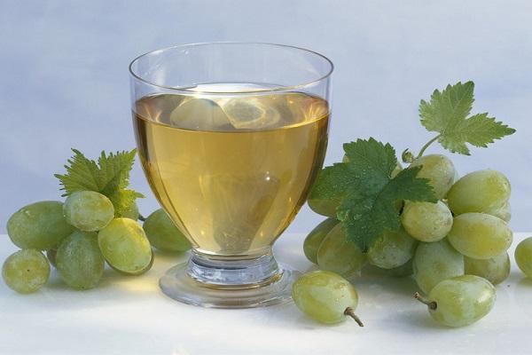 виноградная жидкость