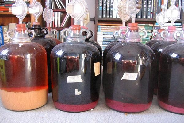большие бутылки