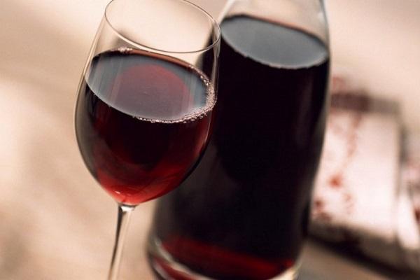 получено вино