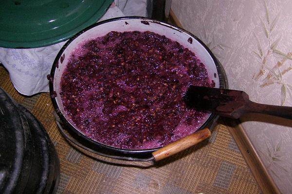 приготовление вина