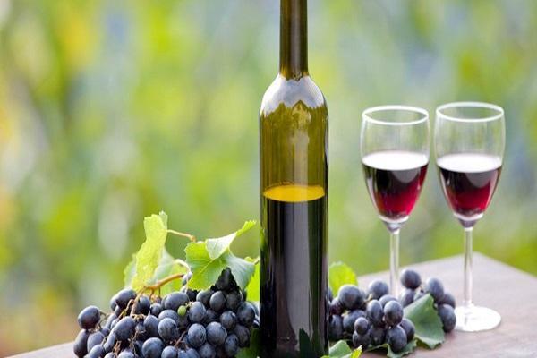 бутылочка вина