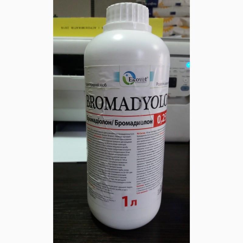 препарат Бромадиолон