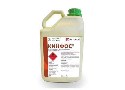 кинфос инсектицид инструкция по применению