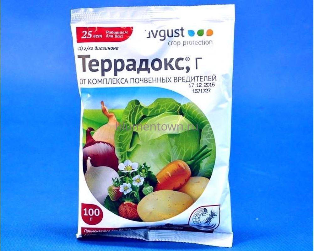 Террадокс препарат