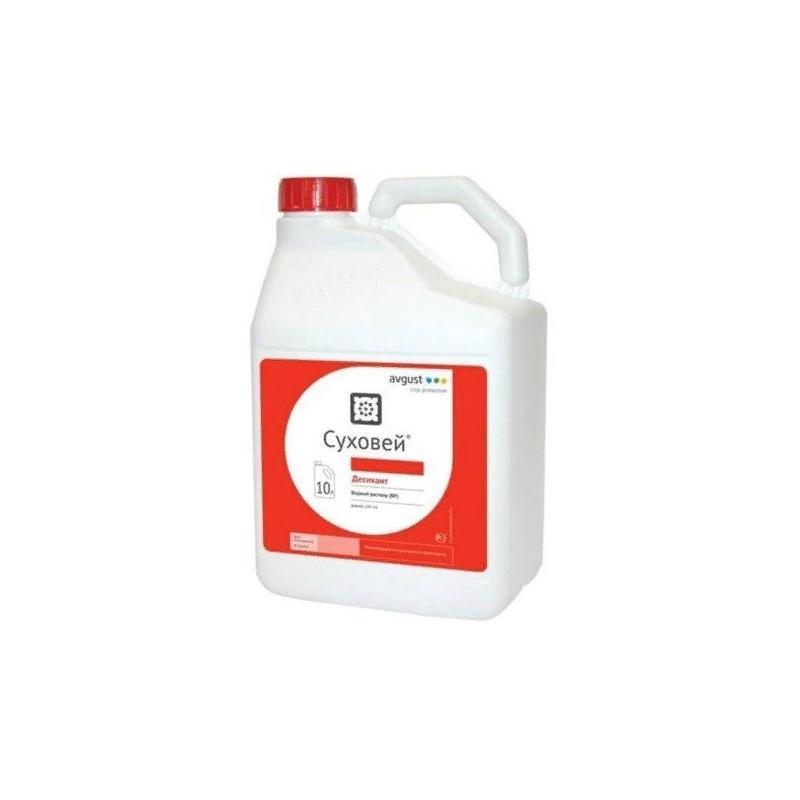 Инструкция по применению гербицида и пестицида Суховей, дозировка и аналоги