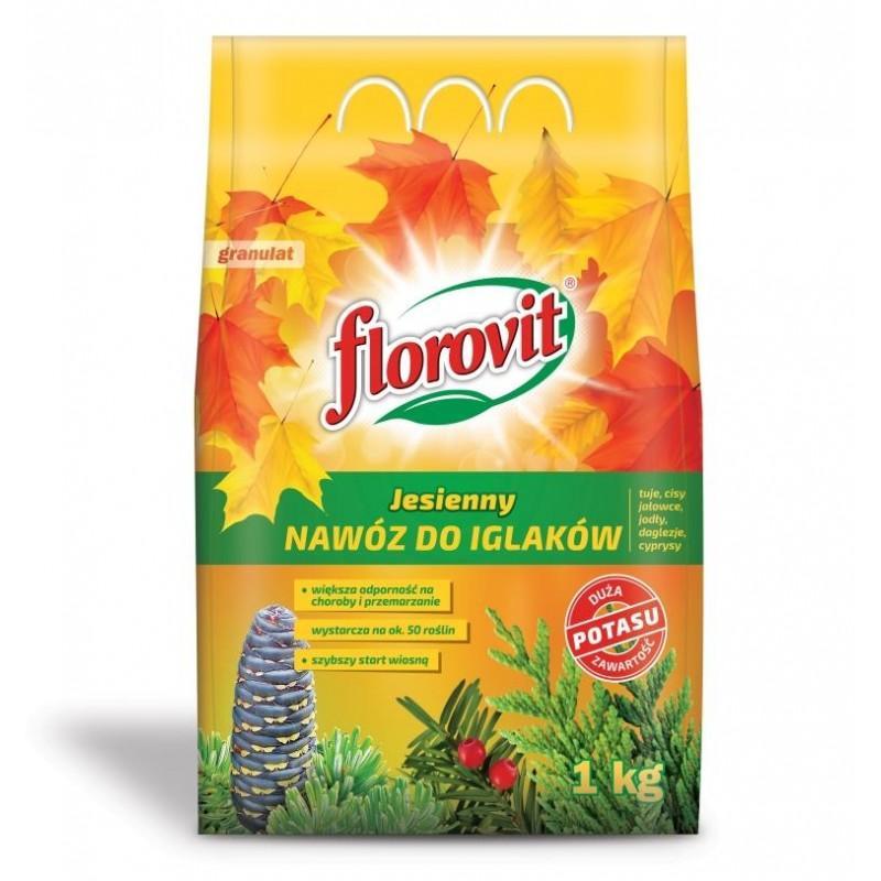 флоровит для хвойных