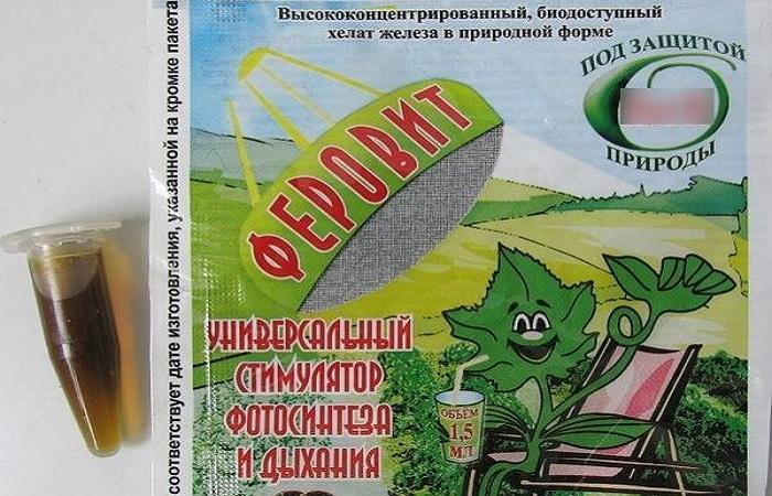 препарат для растений