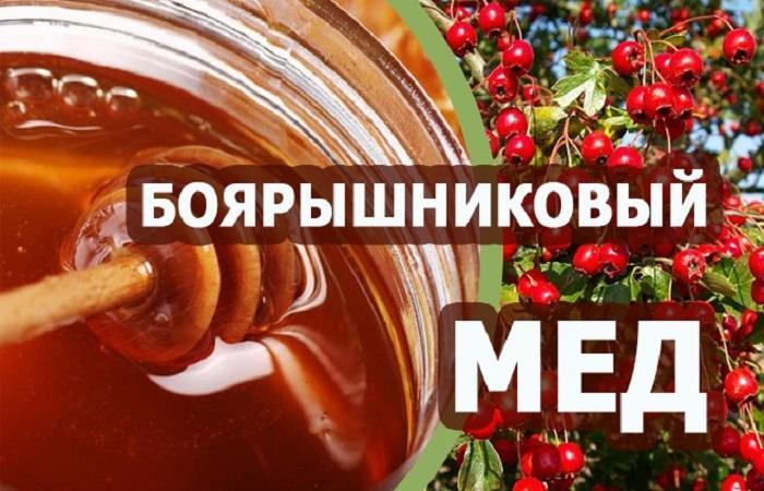 мед из ягод